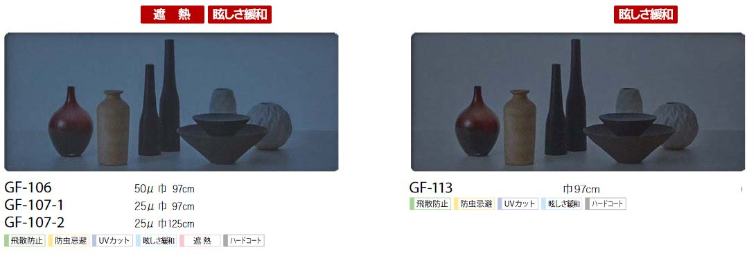 GF106/GF107/GF113