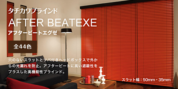 タチカワブラインド AFTER BEATEXE