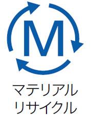 マテリアルリサイクル