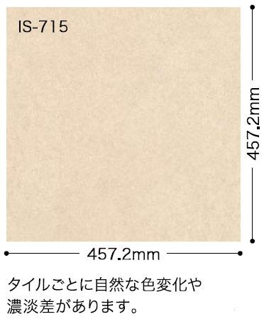 IS715サイズ