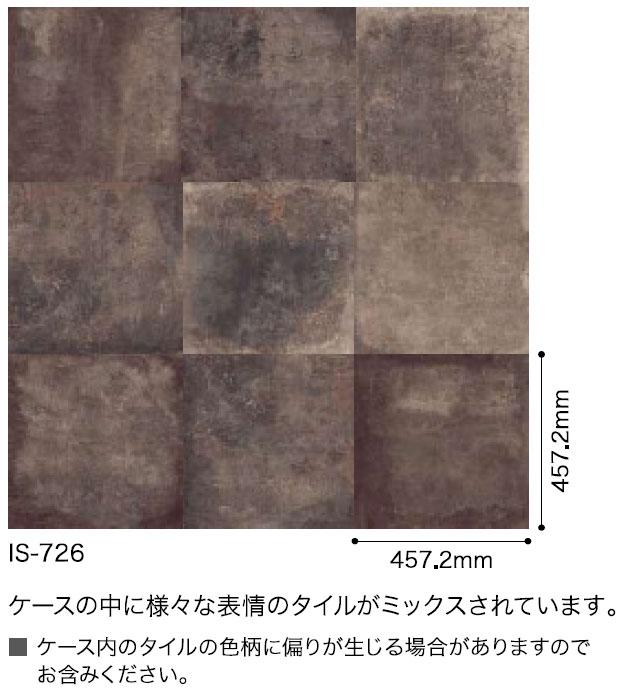 IS726サイズ