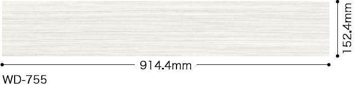 WD755サイズ