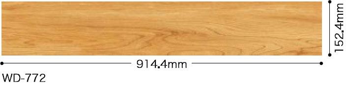 WD772サイズ