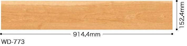 WD773サイズ