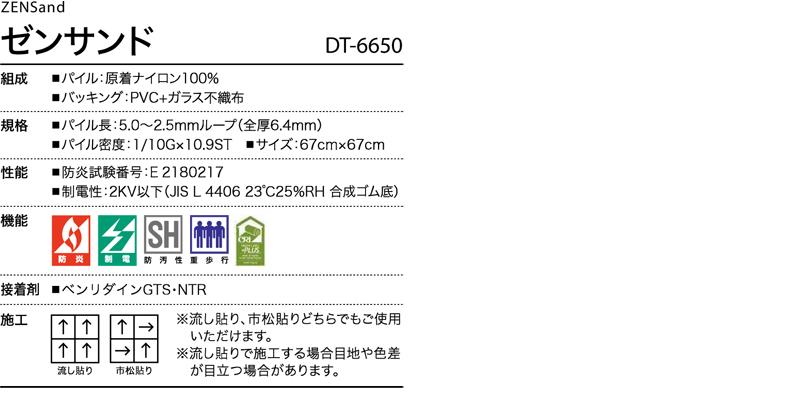 DT6650