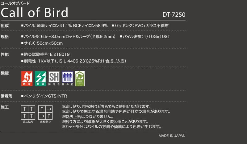 DT7250
