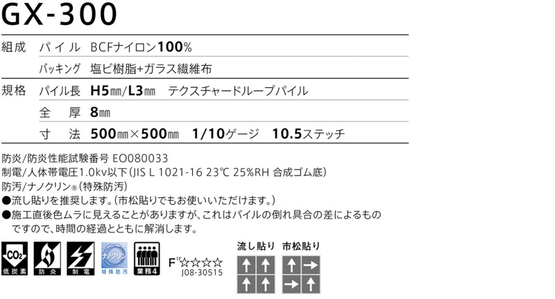 GX300
